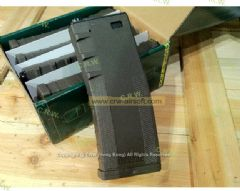 Dytac 120rd Invader Mag for M4 AEG 5pcs Value Pack ( OD)